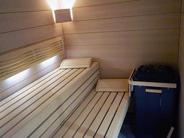 Rund ums Bad GmbH Impressionen - Sauna