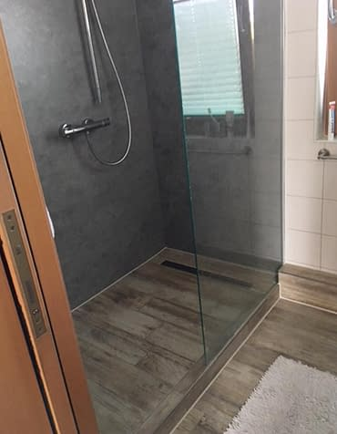 Rund ums Bad GmbH Impressionen - Dusche